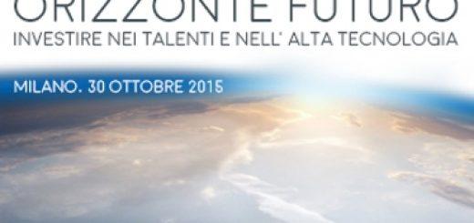 «Premio Innovazione» di Finmeccanica: Mauro Moretti consegna i riconoscimenti alla cerimonia presso Expo Milano 2015