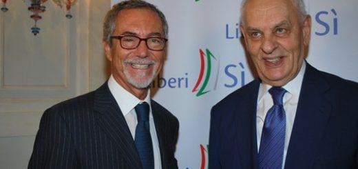 Referendum Carlo Malinconico sottoscrive l'appello per il sì
