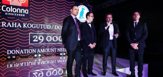 Charity Gala: il contributo solidale di Colonna e Andrea Agostinone