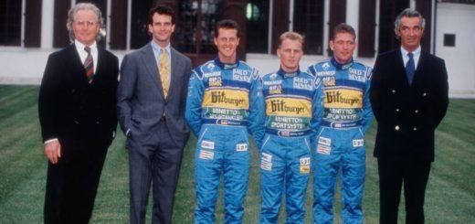 Alessandro Benetton il ricordo indelebile della Formula Uno